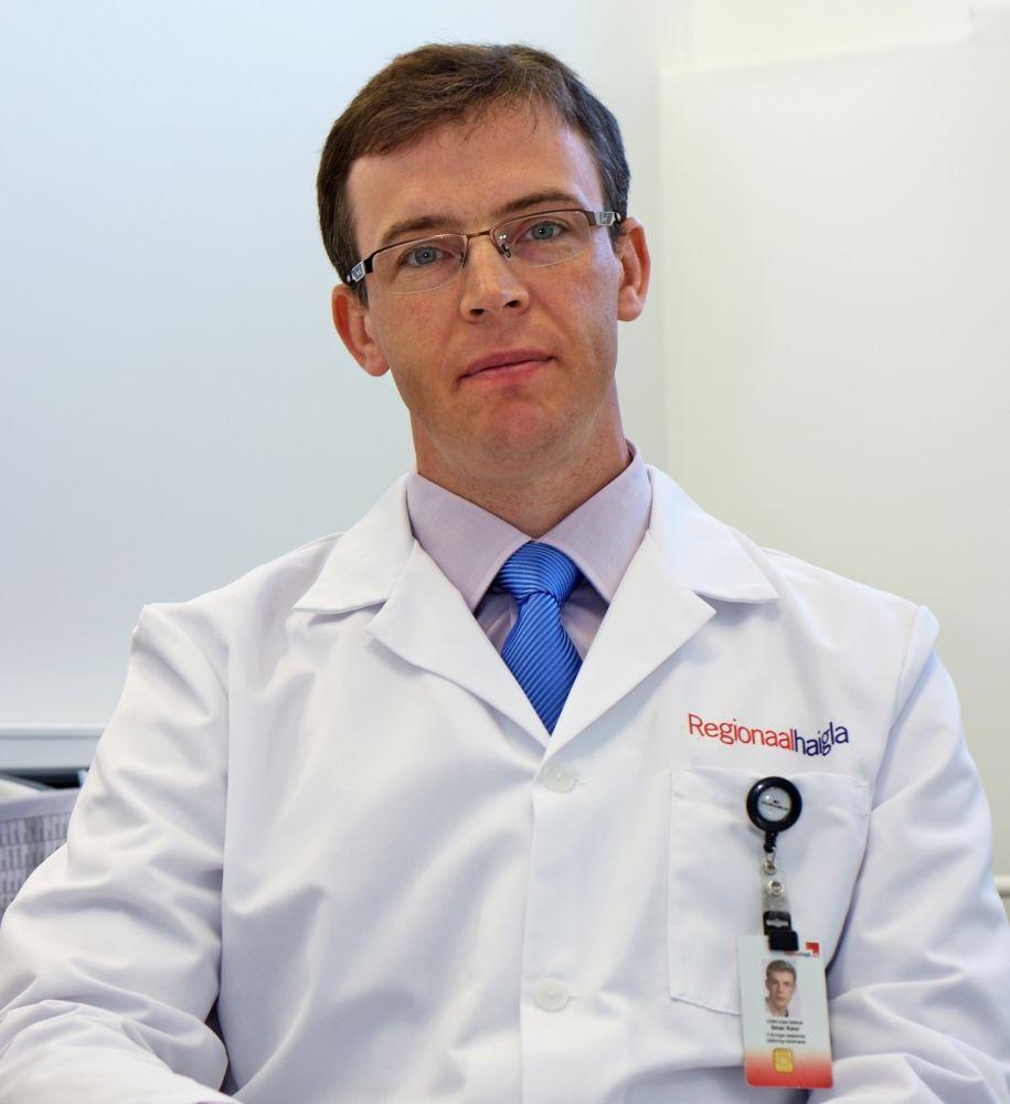 Aasta Arst 2012 on kirurg doktor Ilmar Kaur