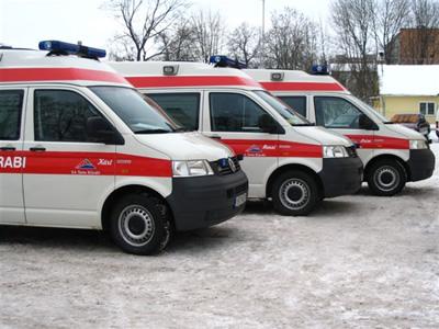 Kahe aasta jooksul luuakse 12 uut kiirabibrigaadi