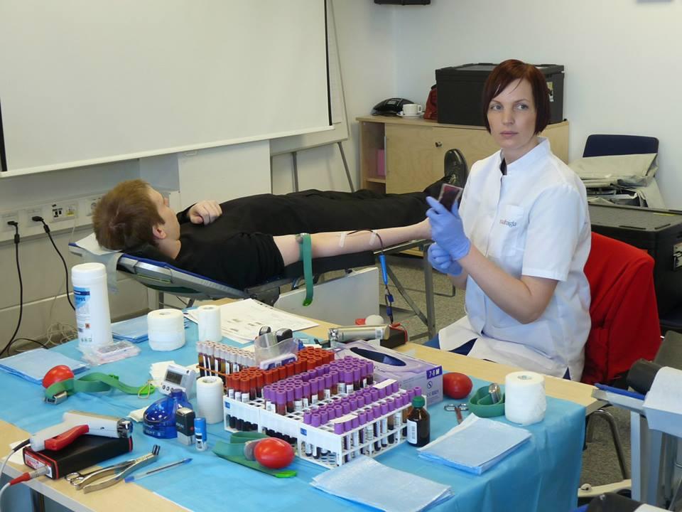 Regulaarsete veredoonorite arv kasvab