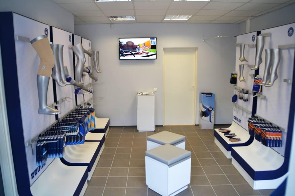 Tallinnas avatakse täna meditsiiniliste abivahendite tootja Bauerfeind´i esindus
