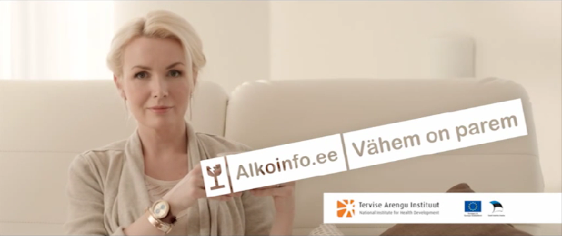 """Eestis algab alkoholi liigtarvitamise ennetamise teavitus """"Vähem on parem"""""""