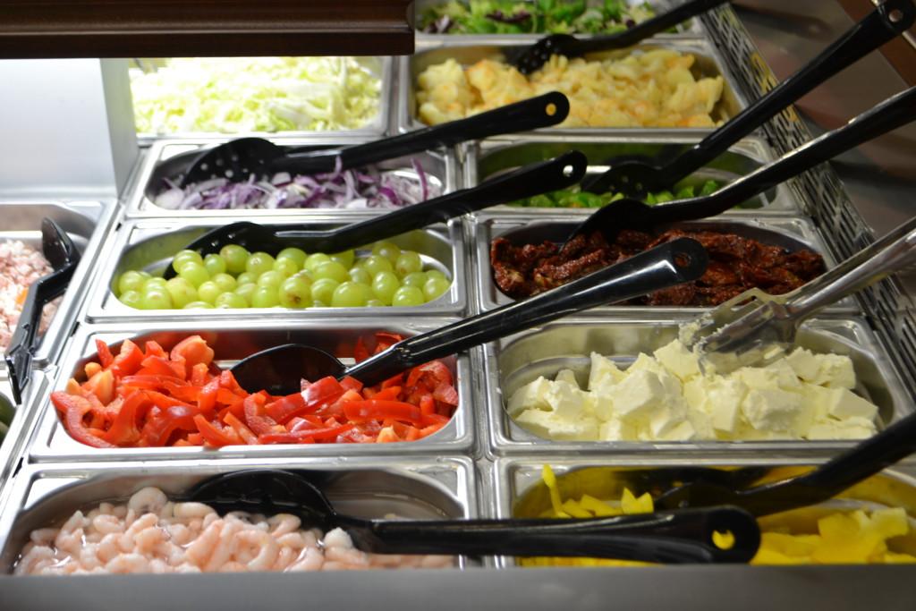 Lõunasöögiks valitakse aina sagedamini värske salat1
