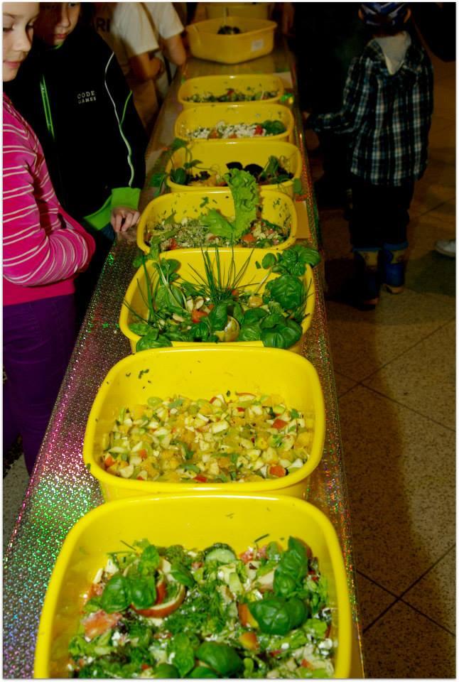 Tervislik salat 2014 Foto: Tiina Angerjärv