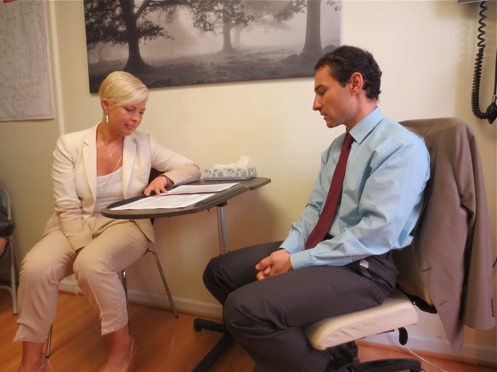 Evelin Ilves külastas George Washingtoni ülikooli integreeritud meditsiini keskust