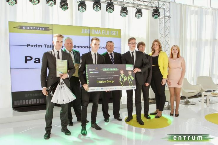 Ajaleht Pealinn: Tallinn andis õpilastele preemia idee eest toota alkovaba stiilset noortejooki