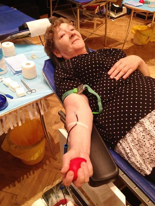 Virumaa doonorid loovutasid üle 180 liitri verd