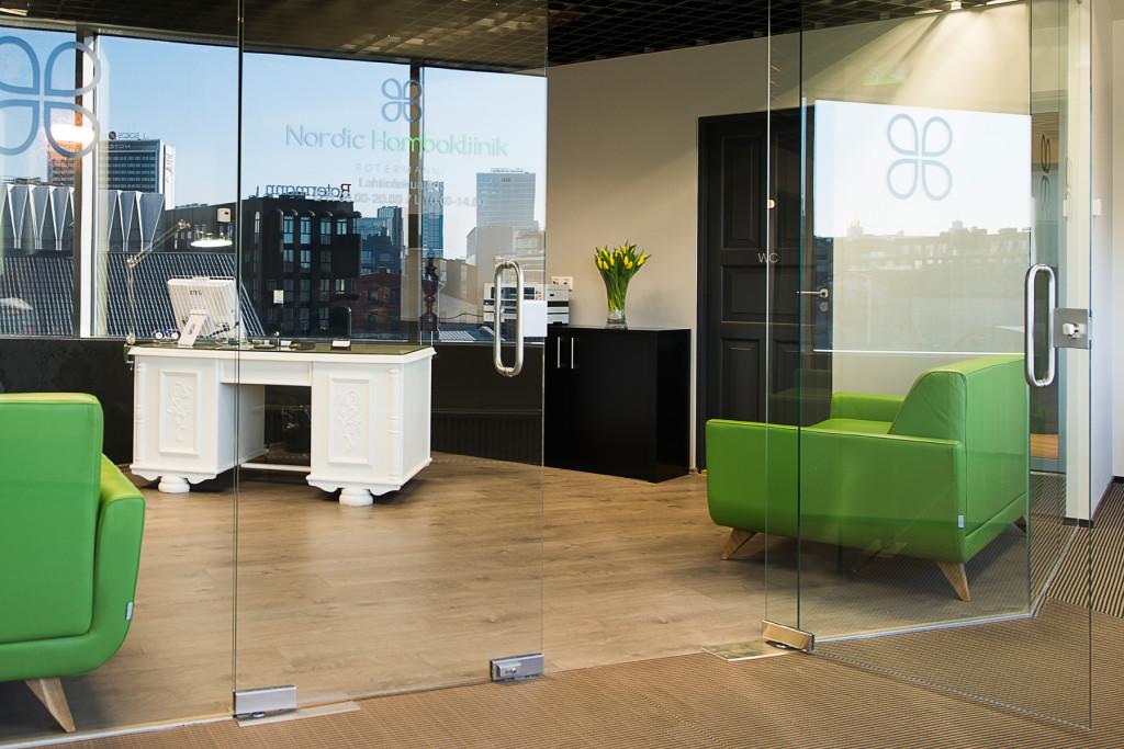 Uksed avas Tallinna uusim hambaravikliinik