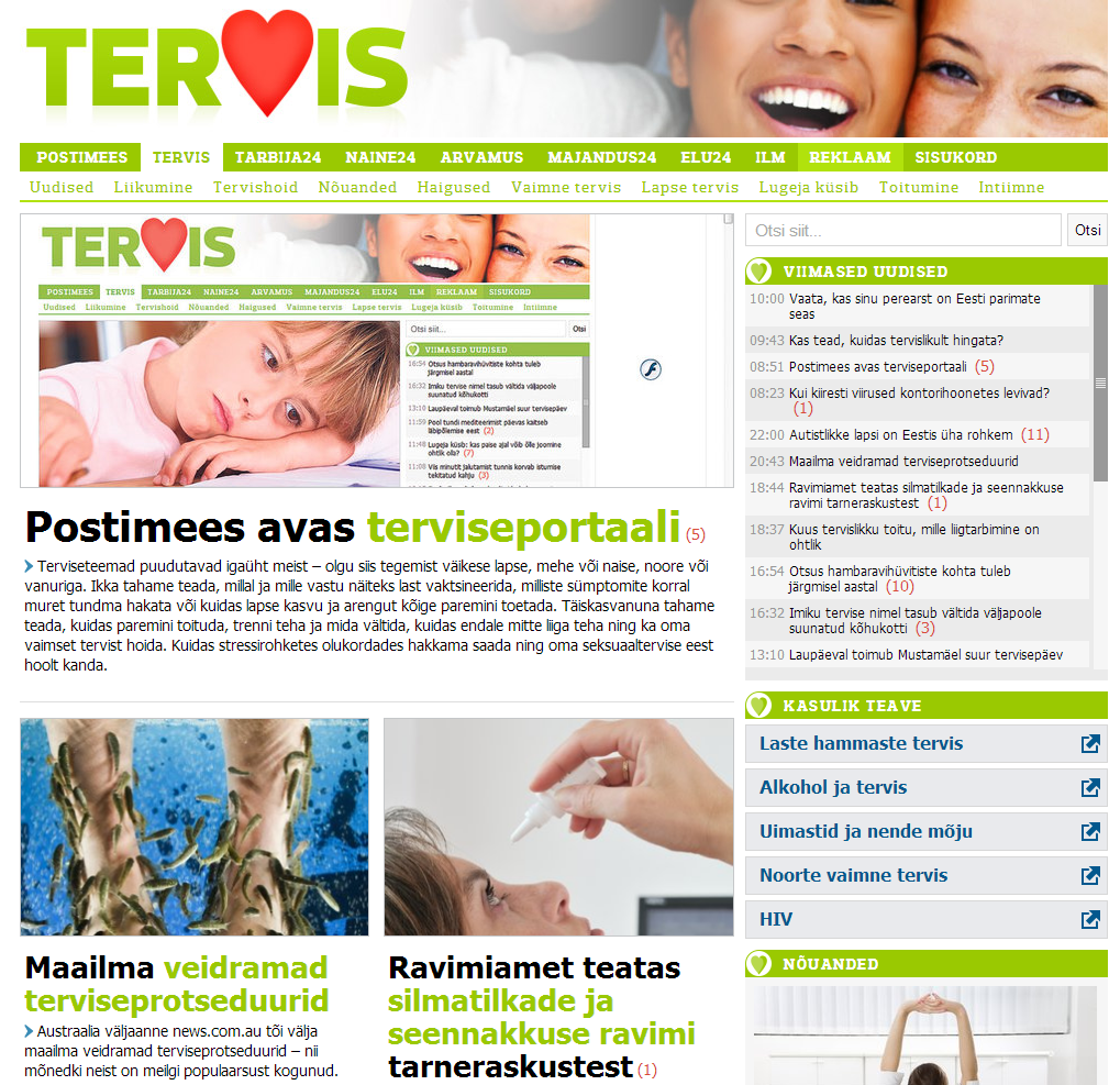 Tervis Postimees