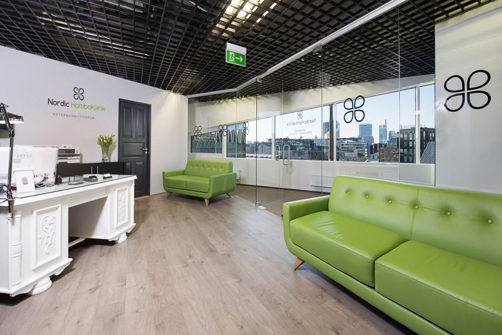 Nordic Hambakliinik avas Tallinna südalinnas uue kliiniku