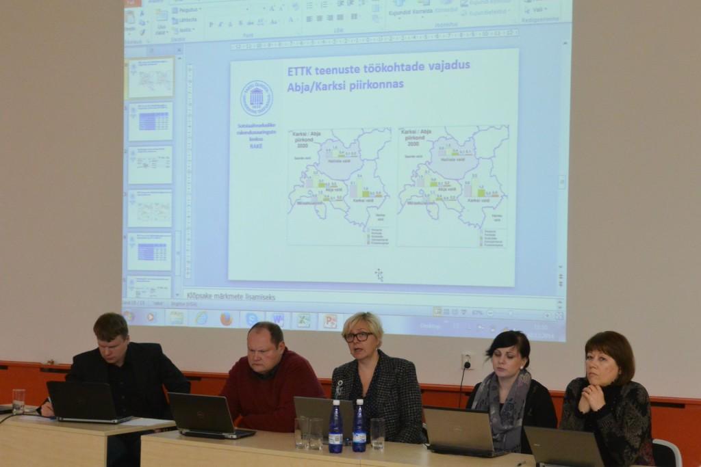Viljandimaale plaanitakse esmatasandi tervisekeskusi