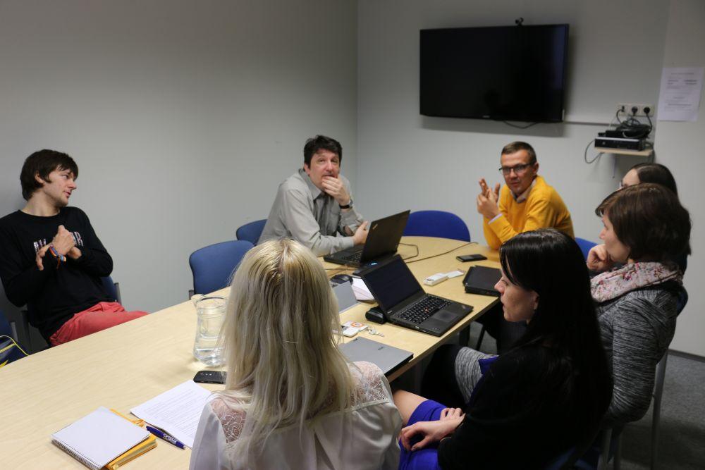 Sotsiaalministeerium ja Helpific arutasid koostöövõimalusi