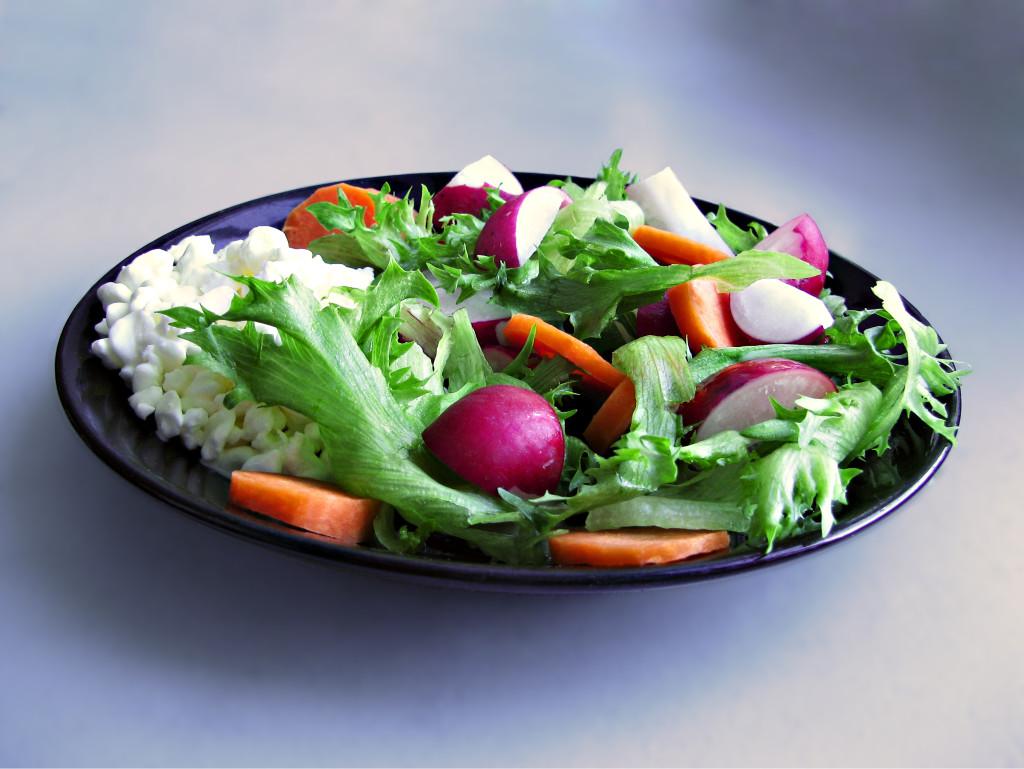 Kodujuustu abil menüü tervislikumaks