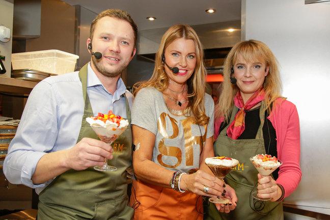 Elu24: Uus restoran FARM, mis promob Eesti talutootjaid meelitas kohale hulga prominente