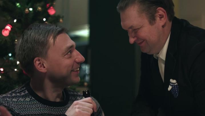 """JOO VÄHEM! Kinoteatri sotsiaalreklaam """"Onu Alko"""" kutsub üles vähendama jootmist"""