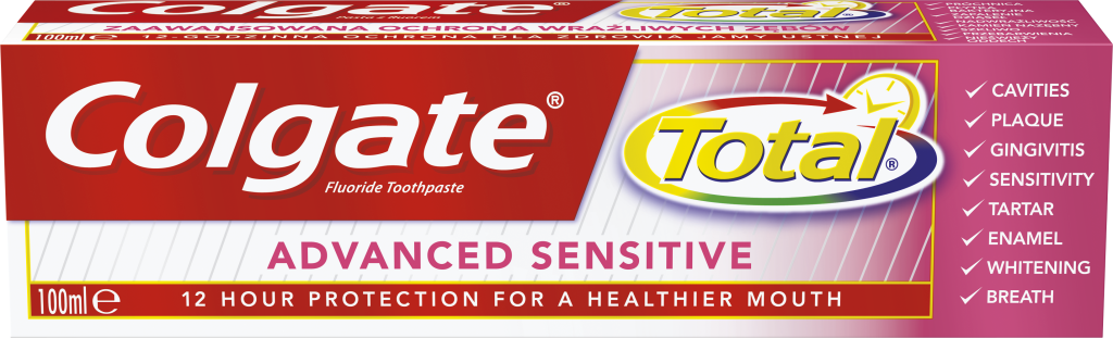 Colgate Total® Advanced Sensitive