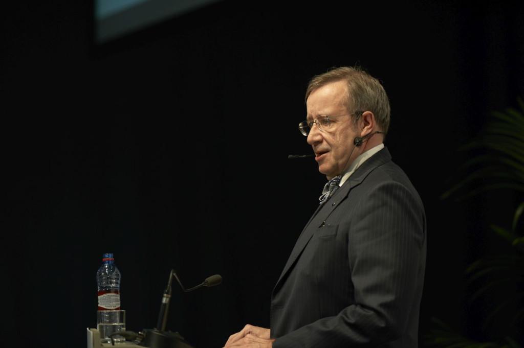 Toomas Hendrik Ilves avas Euroopa Liidu e-tervise nädala