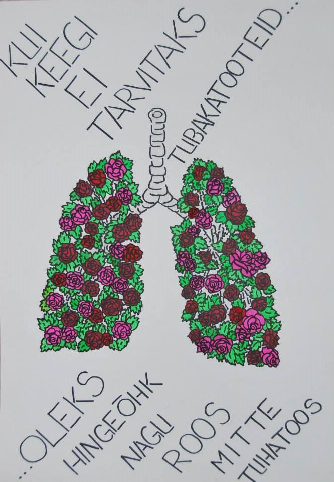 HOIA TERVIST! Tervise Arengu Instituut alustab teavitust passiivse suitsetamise kahjulikest mõjudest