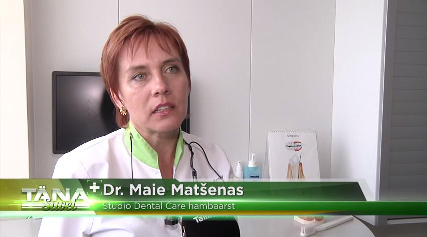 TASUB TEADA! Hambaarst Maie Matšenas räägib grillihooaja hambahooldusest