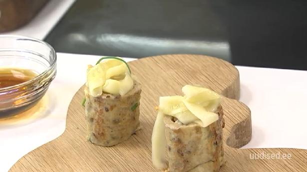 SEITSMESTE KÖÖGINURK! Seitsmeste kööginurgas valmib lihtne ja maitsev suupiste õlle kõrvale