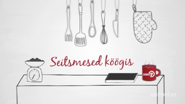 VAATA TV3 VIDEOT! Mida valmistada vaid köögiviljadest?