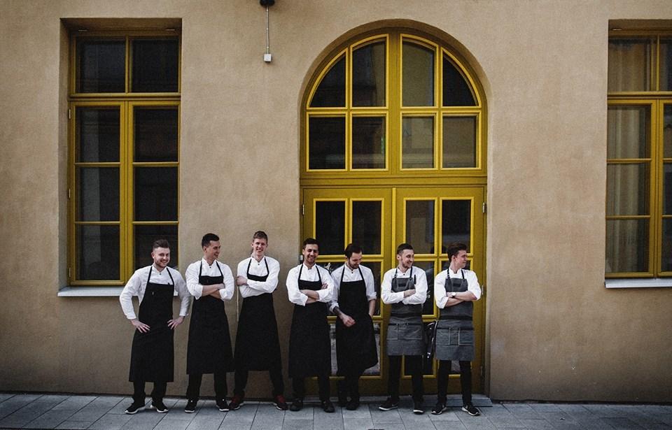 MEELDEJÄÄVAD MAITSEELAMUSED! Kunstirestoran Art Priori lööb kaasa Tallinna Restoranide Nädalal