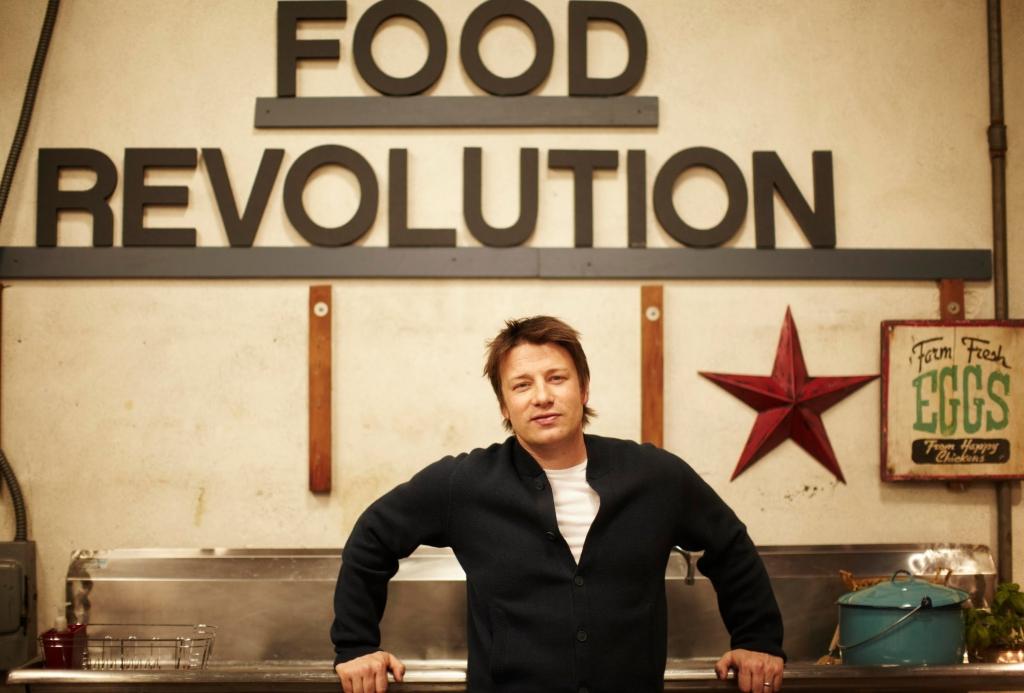 Staarkokk Jamie Oliver teeb uues saates toidurevolutsiooni