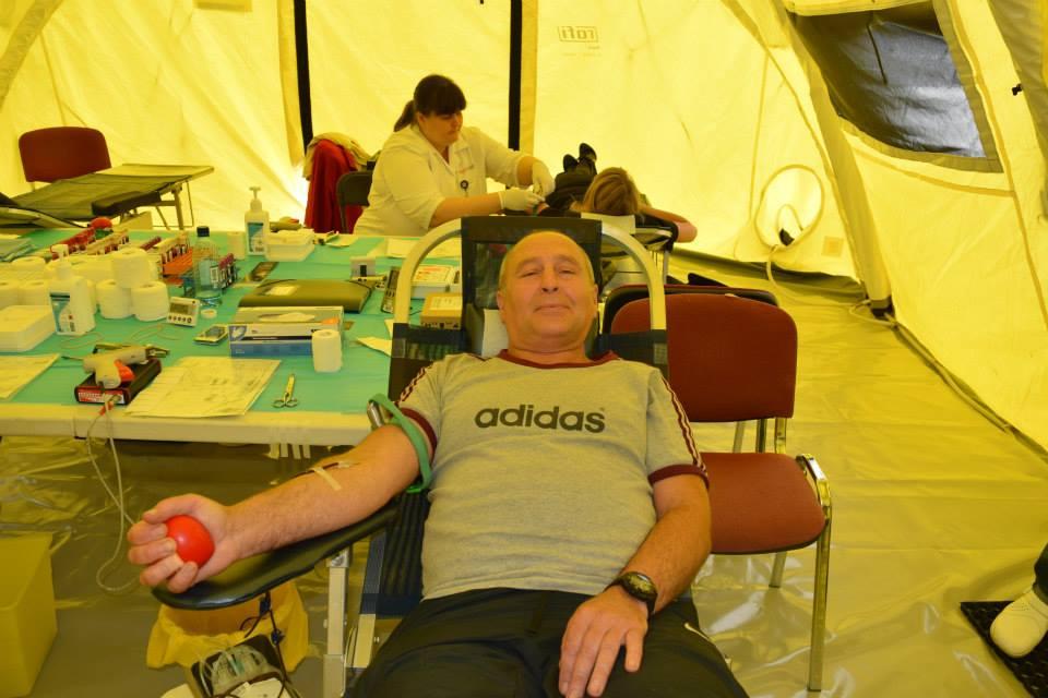 AITA PÄÄSTA ELUSID! Verekeskus kutsub rakverelasi doonoripäevadele