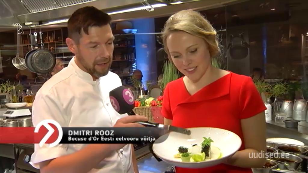 VAATA VIDEOT! Mis imemaitsev roog avas ukse kokkade olümpiale?
