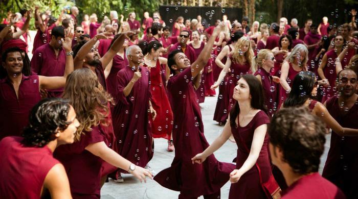 OSHO Rahvusvaheline Meditatsiooni Keskus Punes2
