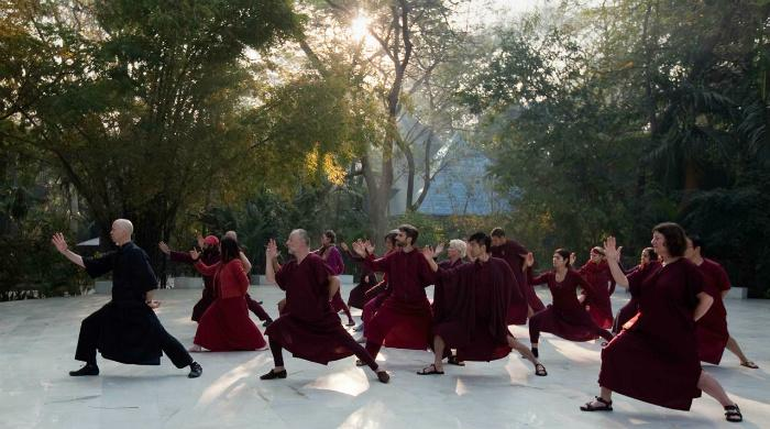 OSHO Rahvusvaheline Meditatsiooni Keskus Punes3