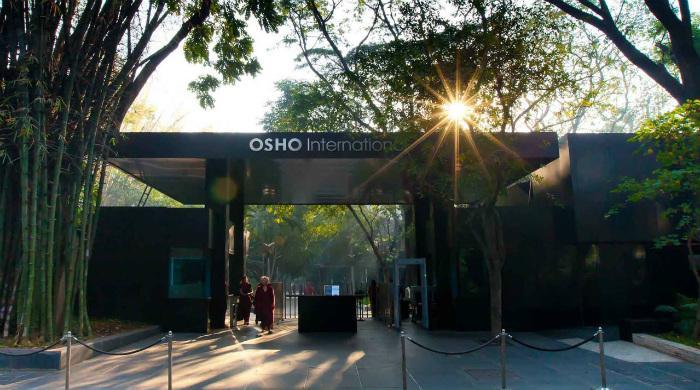 OSHO Rahvusvaheline Meditatsiooni Keskus Punes4