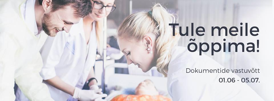Tallinna Tervishoiu Kõrgkool - tule õppima