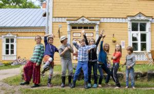 Sänna lapsed Fotod: Hele-Mai Alamaa