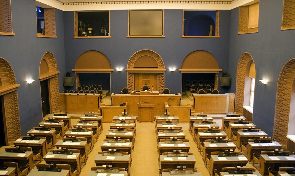 Vahva! Riigikogus avatakse lossikompleksi läbiv Toompea terviserada