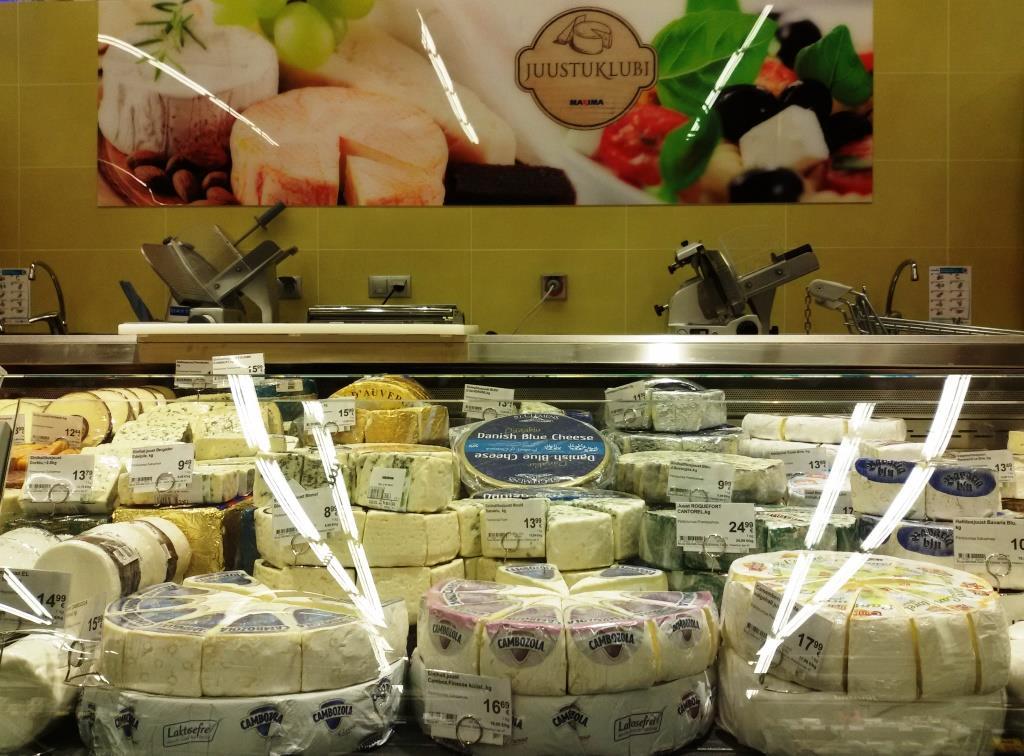 Eestimaalaste lemmik piimatoode on juust