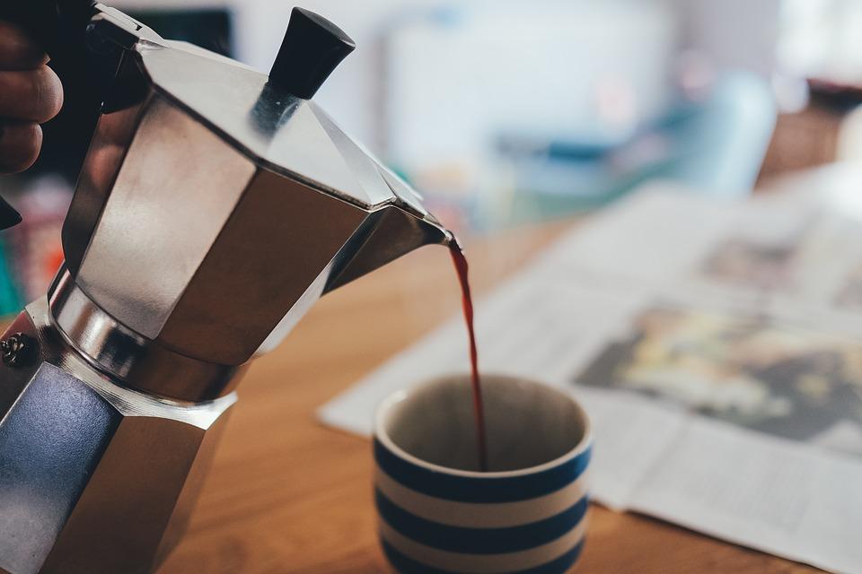 Kuidas valmistada jäätisemagustoitu kohvisõpradele?