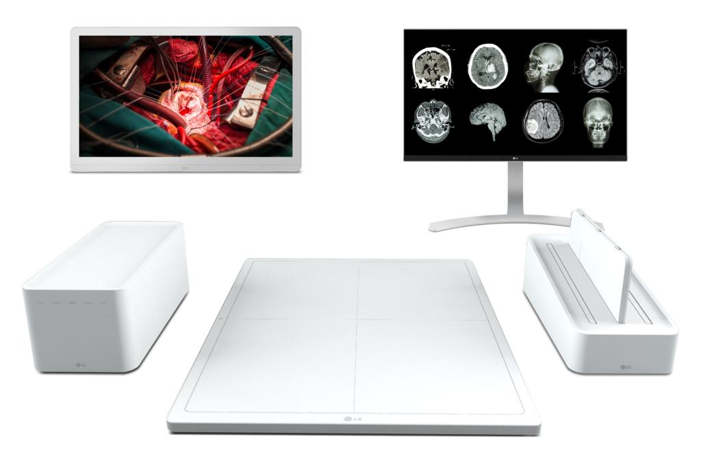 LG hakkab tootma kõrgetasemelisi monitore, mis on suunatud meditsiiniturule