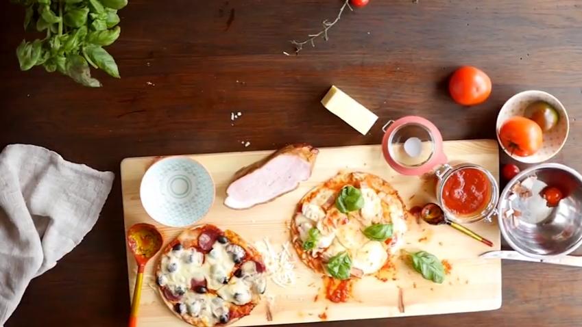 RETSEPTISOOVITUS! Valmista video järgi tortiljapitsat