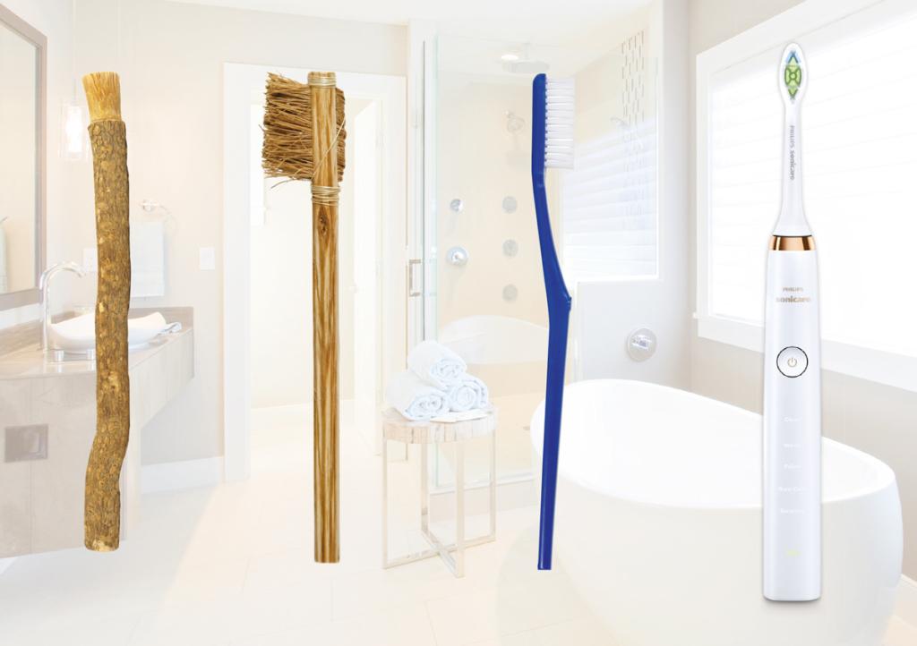 HAMBAHARJA EVOLUTSIOON! Kuidas sai ühest puupulgast ülimoodne elektriline hambapuhastusvahend?