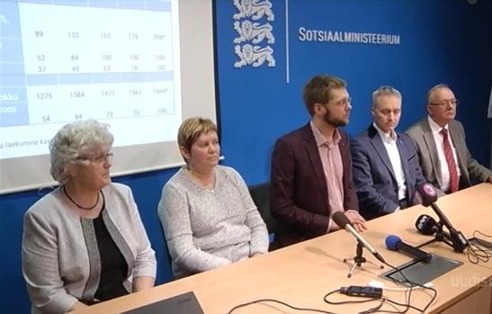 Video! Valitsuse rahasüst tervisevaldkonda hoiab tõenäoliselt arstide kavandatava streigi ära