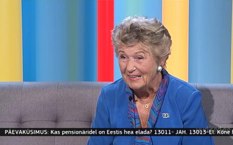 Video! Liis Klaar kutsub üles eakaid elu nautima: liikuge, kuulake linnulaulu ja ärge muretsege nii palju laste pärast
