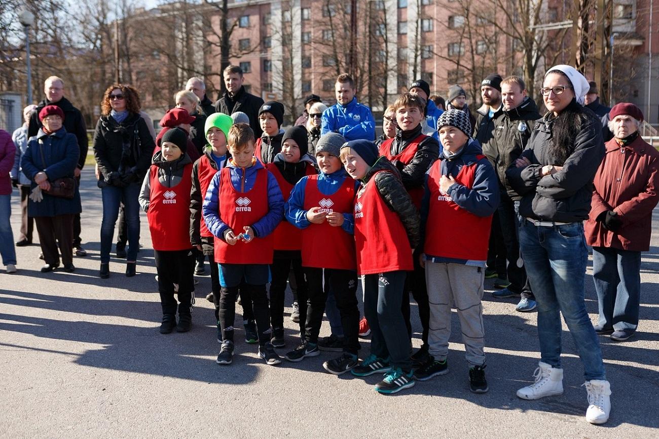 Põhja-Tallinnas avati Eesti esimesed asumisisesed liikumisrajad