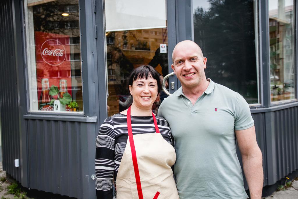 Mida arvab burgeritest Erik Orgu? Tallinnas avati gurmeeburgerite söögikoht Tule