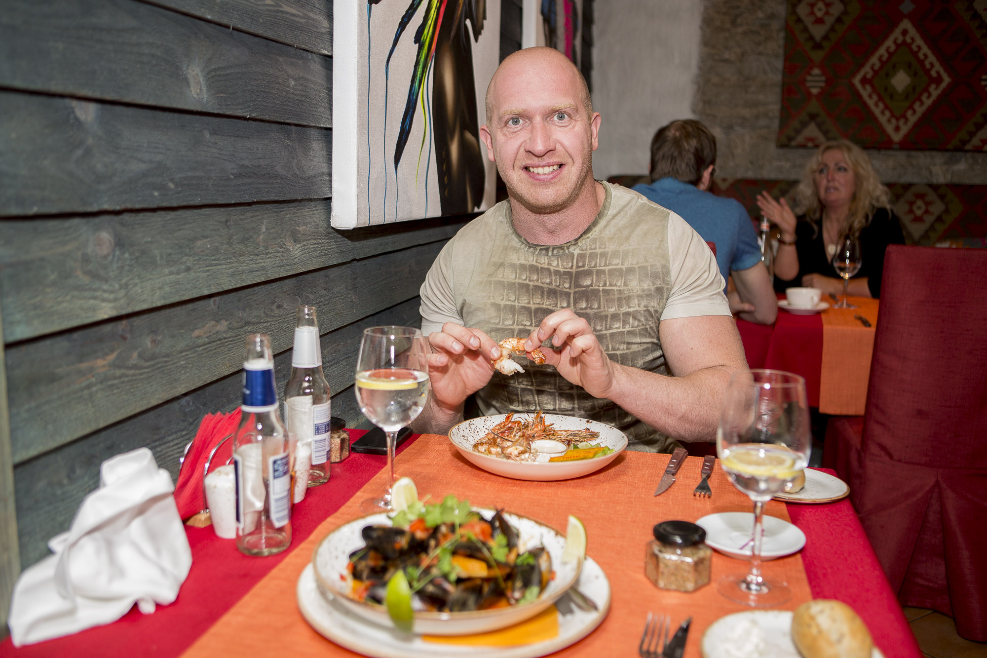 INTERVJUU! Toitumisnõustaja Erik Orgu: kui toit on tervislik, siis lähtun sellest, mis kõige isuäratavam on