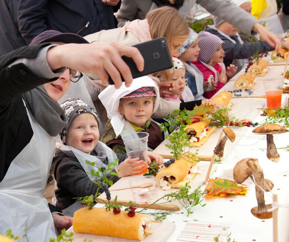 Kahvliahvi kokakool avab Eesti toidu kuu