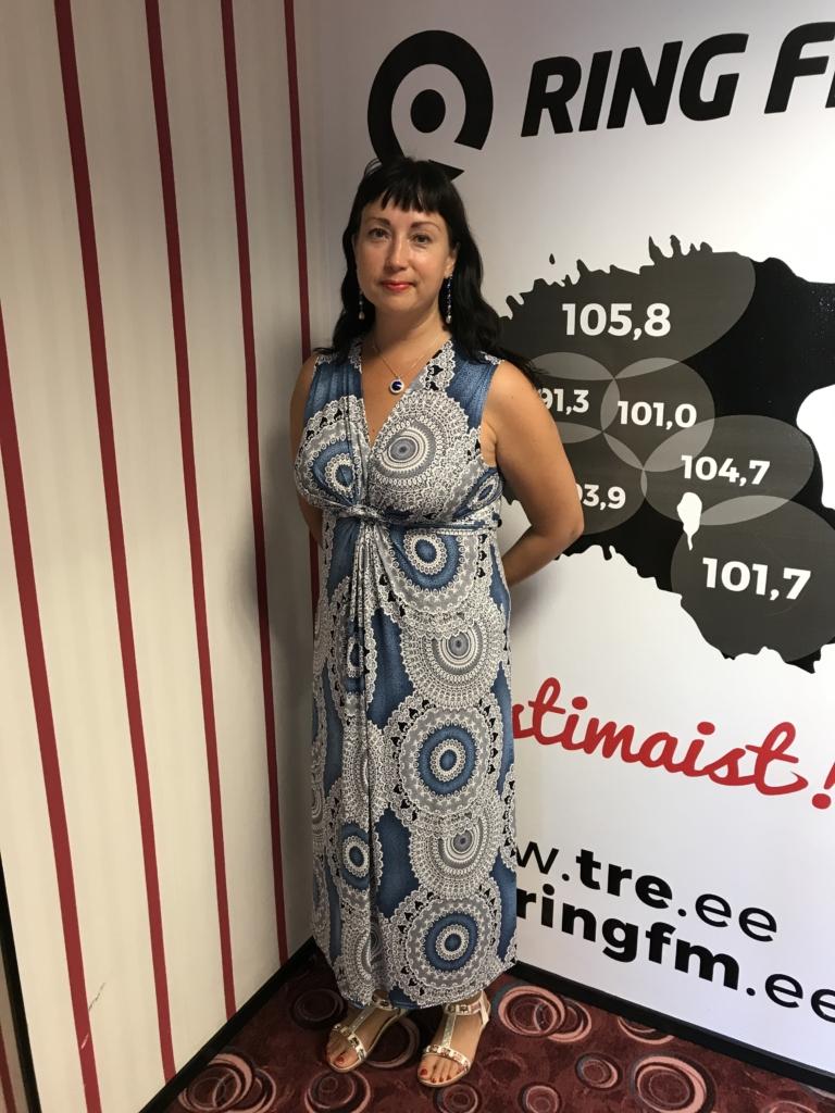 RING FM ESITLEB! Tulekodu perenaine Veronika Padar tõestab, et gurmeeburger saab olla tervislik