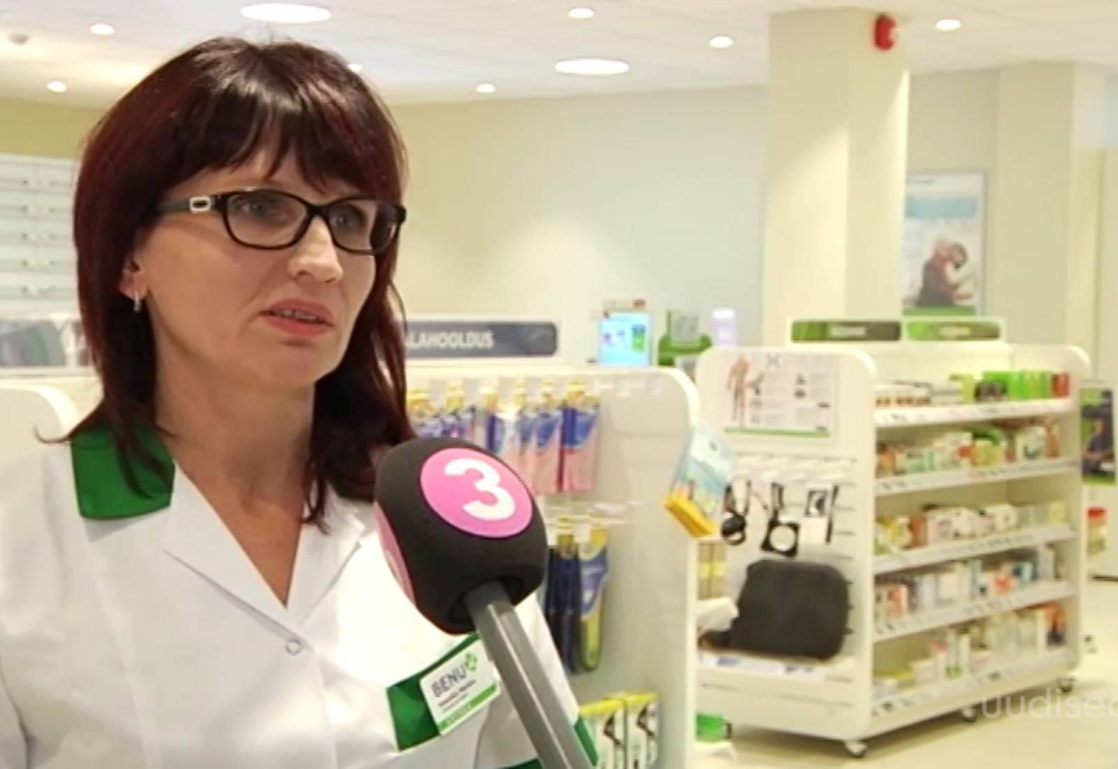 VIDEO! Apteeker annab nõu! Kuidas ennetada ja võidelda gripiviirustega?