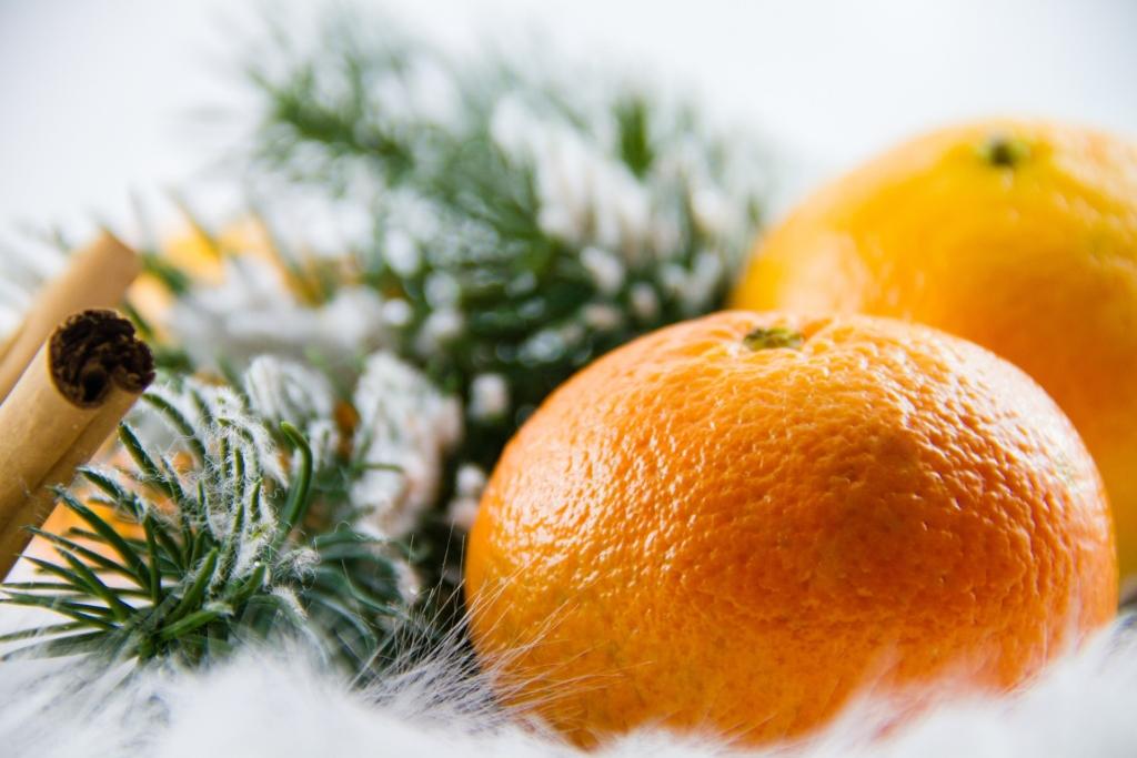 7 head nippi, kuidas jõulud tervislikult üle elada
