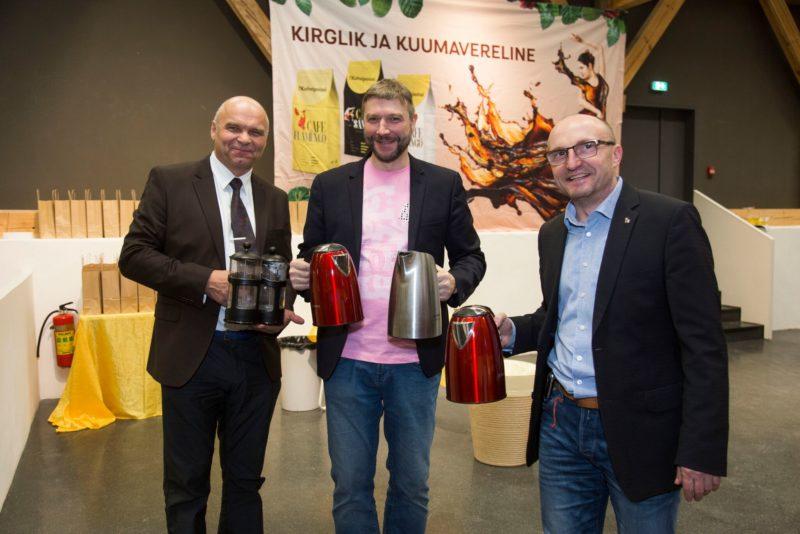 7 Kohvipoissi tutvustas uusi kohvisorte Tango, Samba ja Flamenco