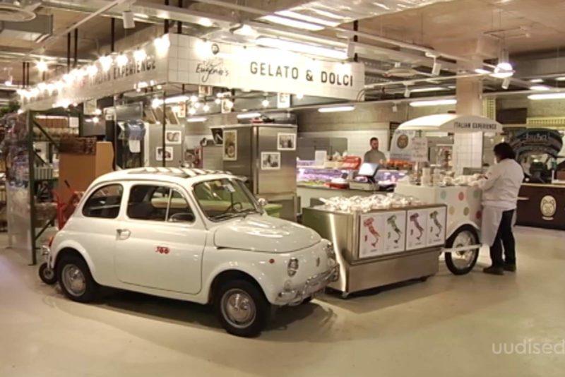 Video! Tükike Itaaliat keset Balti Jaama Turgu: vaata, milliseid hõrgutisi sealt leiab